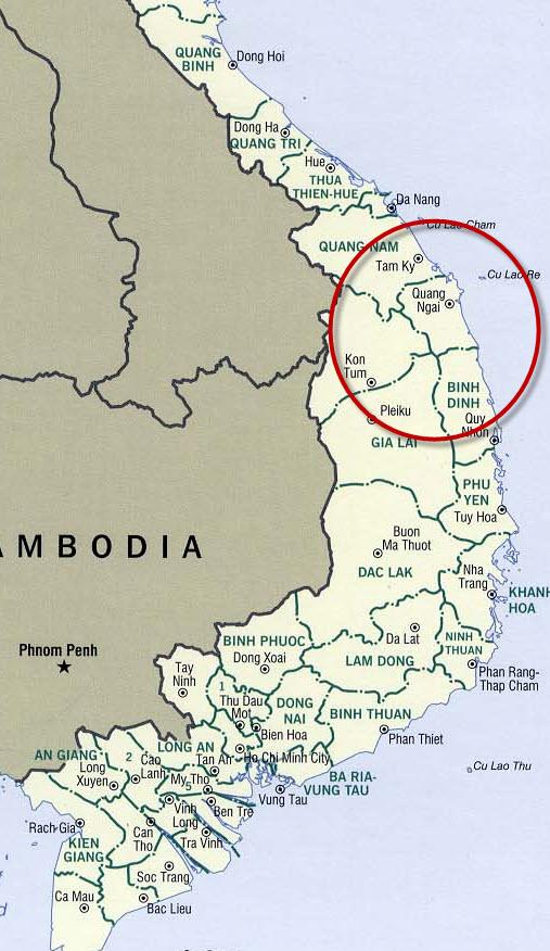 Quang Ngai Vietnam Map.Viet Nam Quang Ngai Undiagnosed Illness 26 Fatalities Since April