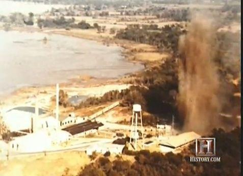 Salt Mine 1980 Lake Peigneur La Sinkhole Disaster